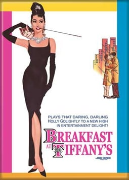 Audrey Hepburn - Breakfast at Tiffany's - Photo
