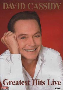 David Cassidy - Greatest Hits Live