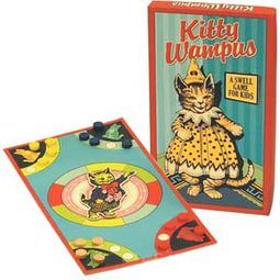 Kitty Wampus Vintage Children's Board Game