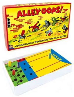 Retro Toy - Alley Oops! Game