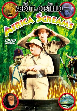 "Africa Screams - 11"" x 17"" Poster"