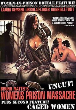 Women's Prison Massacre (2-DVD)