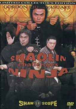 Shaolin Challenges Ninja (Collector's Edition)