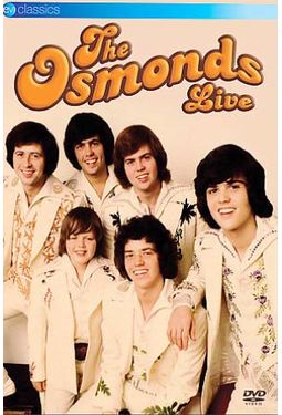 The Osmonds - Live