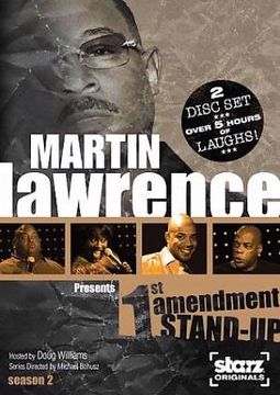 Martin Lawrence Presents - 1st Amendment Stand Up