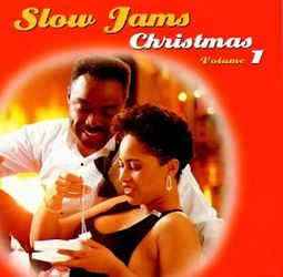 Slow Jams Christmas Volume 1 Cd 1996 The Right Stuff