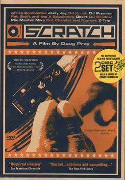 Scratch (DJ Documentary) (2-DVD)