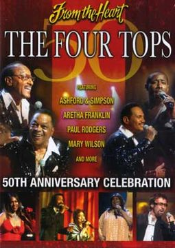 The Four Tops - 50th Anniversary Special