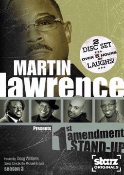 Martin Lawrence Presents: 1st Amendment Stand Up