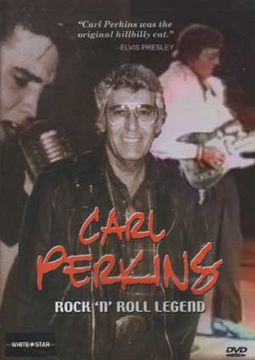 Carl Perkins - Rock 'n' Roll Legends