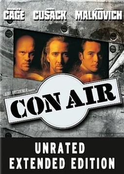 Con Air (Unrated Extended Cut)