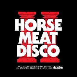 Horse Meat Disco 2 (2-LPs)
