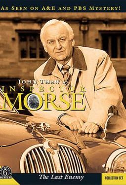 Inspector Morse - Last Enemy Set (6-DVD)