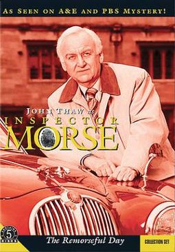 Inspector Morse - Remorseful Day Set (6-DVD)