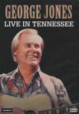 George Jones - Live in Tennessee
