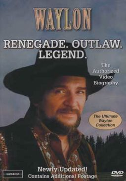 Renegade. Outlaw. Legend.