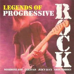 Legends of Progressive Rock [Import]