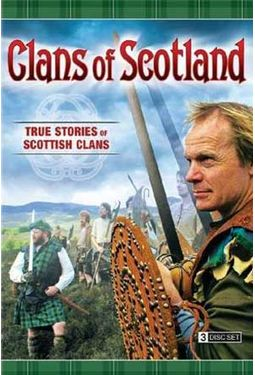 Clans of Scotland (3-DVD)