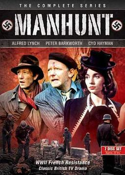 Manhunt - Complete Series (7-DVD)