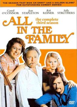 All in the Family - Complete 3rd Season (3-DVD)