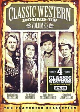 Classic Western Round-Up, Volume 2 (The Texans /