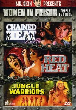 Women in Prison Triple Feature (Chained Heat /