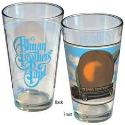 The Allman Brothers - Eat A Peach: 16 oz. Pint