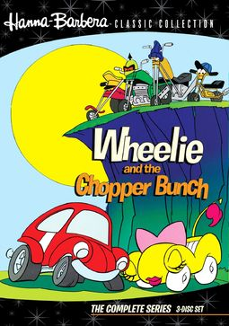 Wheelie and the Chopper Bunch - Complete Series