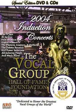 Vocal Group Hall of Fame Foundation - 2004