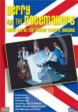 Gerry and the Pacemakers Live at the Pavilion