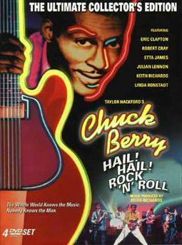 Chuck Berry - Hail! Hail! Rock 'N' Roll (4-DVD)