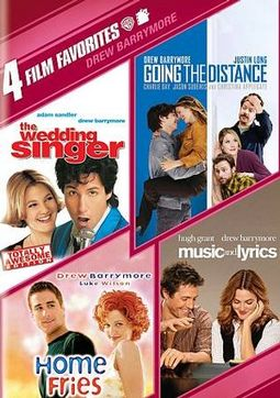 Drew Barrymore: 4 Film Favorites (The Wedding
