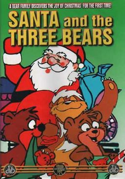 Santa and the Three Bears (Animated)