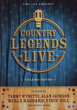 Country Legends Live, Volume 7