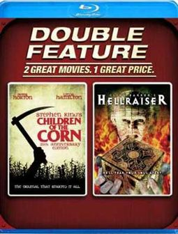 Children of the Corn / Hellraiser (Blu-ray)