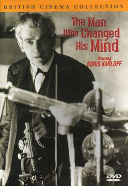 The Man Who Changed His Mind (British Cinema
