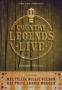 Country Legends Live, Volume 12