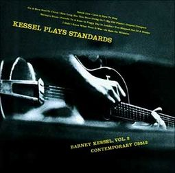 Kessel Plays Standards (Reissue)