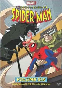 Spider-Man - Spectacular Spider-Man - Volume 6