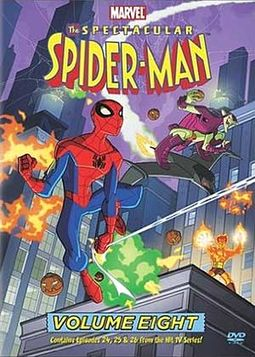 Spider-Man - Spectacular Spider-Man - Volume 8