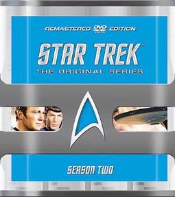 The Original Series - Season 2 (8-DVD)