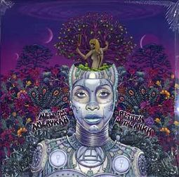 New Amerykah Part Two: Return Of The Ankh (2-LPs)