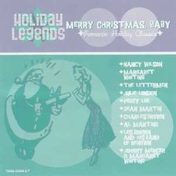 Holiday Legends: Merry Christmas Baby