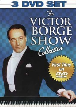 Victor Borge Show Collection (3-DVD)