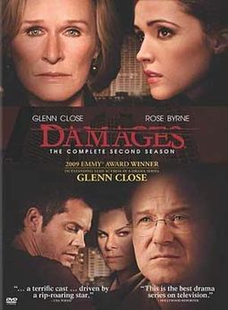 Damages - Complete 2nd Season (3-DVD)
