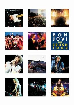 Bon Jovi - The Crush Tour - Live