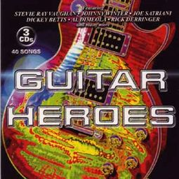 Guitar Heroes (3-CD Set)