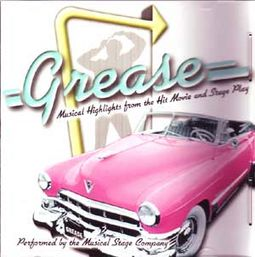 Grease: Musical Highlights From The Movie And
