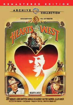 Hearts of the West (Widescreen)