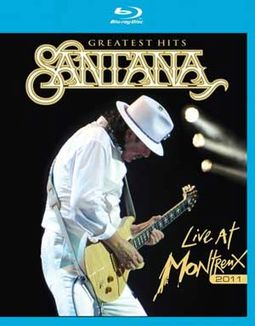 Santana: Greatest Hits - Live at Montreux 2011